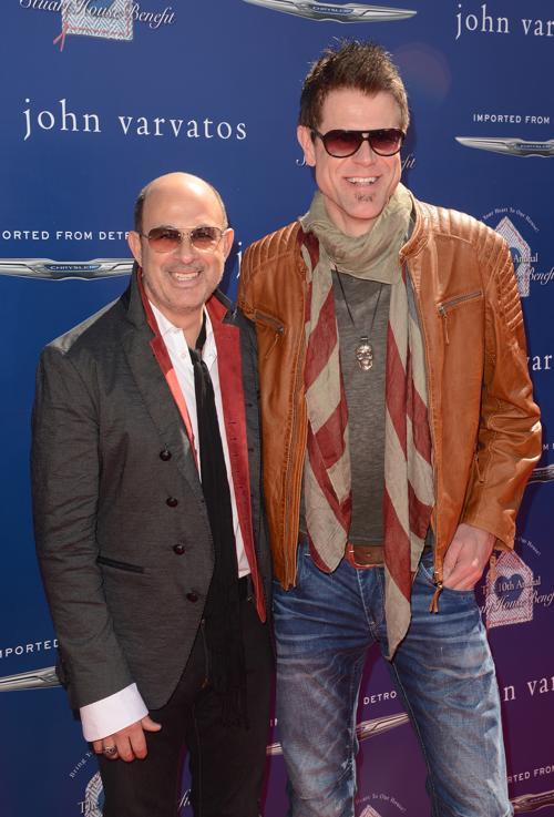 Знаменитости посетили благотворительную вечеринку John Varvatos. Фото: Jason Merritt/Getty Images for John Varvatos