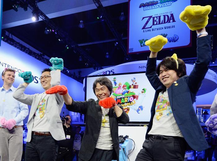 На выставке E3 11 июля 2013 года. Фото: Kevork Djansezian/Getty Images