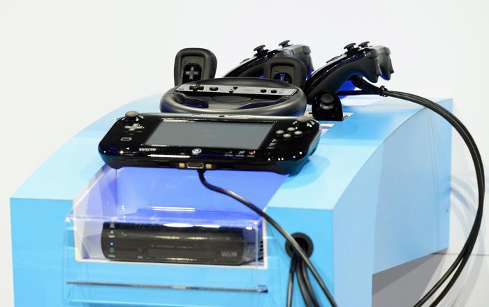Приставка Nintendo на выставке E3 11 июля 2013 года. Фото: Kevork Djansezian/Getty Images