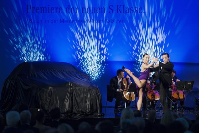 Премьера нового поколения в Берлине. Фото: Clemens Bilan/Getty Images