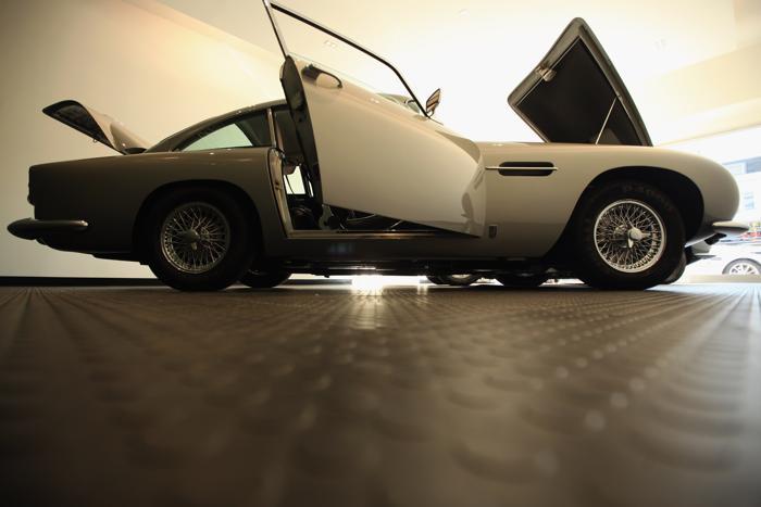 Aston Martin DB5. Фото: Dan Kitwood/Getty Images
