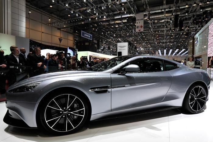 Aston Martin Vanquish. Фото: Harold Cunningham/Getty Images