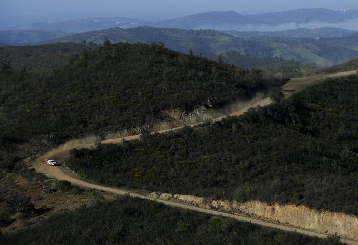 Ралли Португалии. Фото: FRANCISCO LEONG/AFP/Getty Images