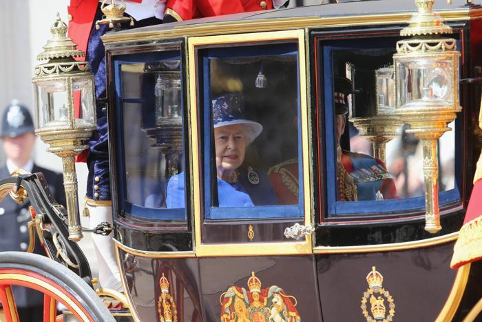 Королева Елизавета II прибыла на празднование своего 87-летия. Фото: Chris Jackson/Getty Images