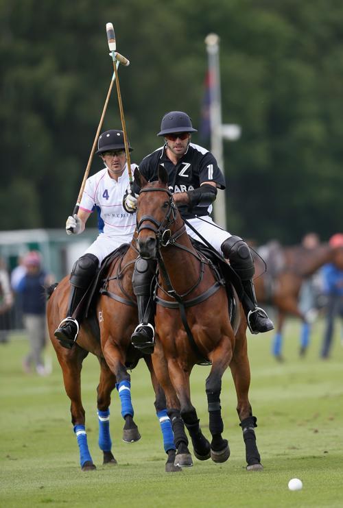 Финал Кубка Cartier Queens Cup в английском городе Ээм. Фото: Chris Jackson/Getty Images
