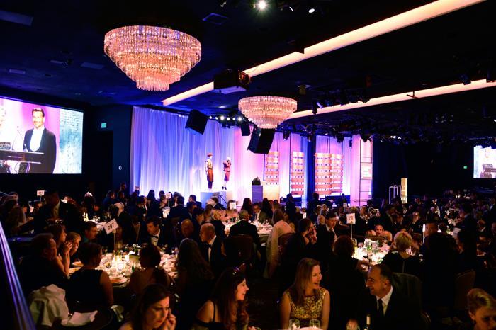 Церемония вручения премии Гильдии дизайнеров США. Фото: Frazer Harrison/Getty Images for CDG
