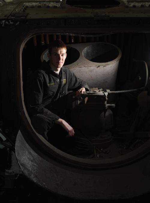 Восстановление паровоза. Фото: Ian Forsyth/Getty Images