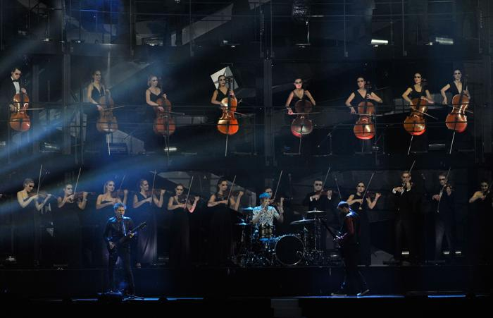Британскую «Грэмми» вручили в Лондоне. Фото: Matt Kent/Getty Images