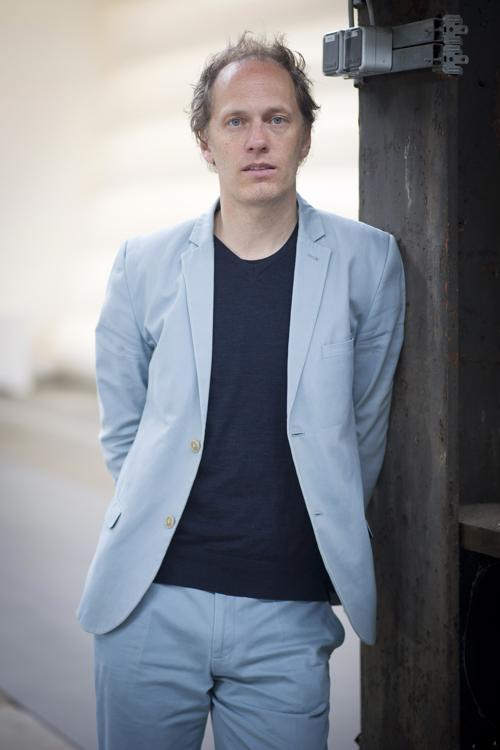 Руководитель фестиваля современного театра Foreign Affairs  в Берлине Маттиас фон Харц. Фото: Timur Emek/Getty Images