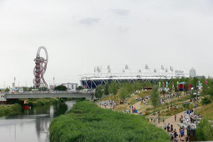 В первую годовщину Игр-2012 в Лондоне, 27 июля 2013 года, для публики открыли Олимпийский парк Елизаветы II. Фото: Matthew Lloyd/Getty Images