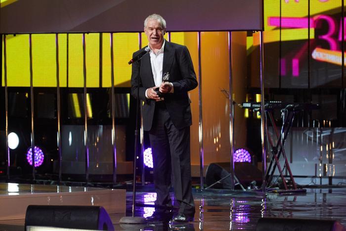 Сергей Гармаш на закрытии фестиваля ММКФ в Пушкинском. Фото: Oleg Nikishin/Getty Images for Artefact