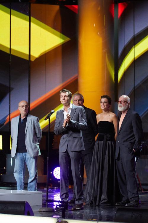 Филипп Янковский на закрытии фестиваля ММКФ в Пушкинском. Фото: Oleg Nikishin/Getty Images for Artefact
