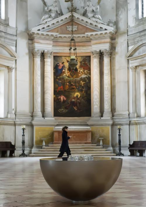 Проект Svarovsky на 55 Венецианском биеннале 30 мая 2013 года. Фото: Marco Secchi/Getty Images