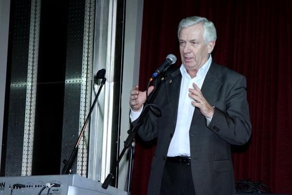 Н.Н. Ваганов - главный врач РДКБ. Фото предоставлено PR агентством Diamond Group
