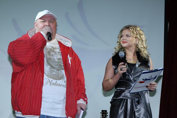 Сергей Крылов и Наталья Давыдова. Фото предоставлено PR агентством Diamond Group