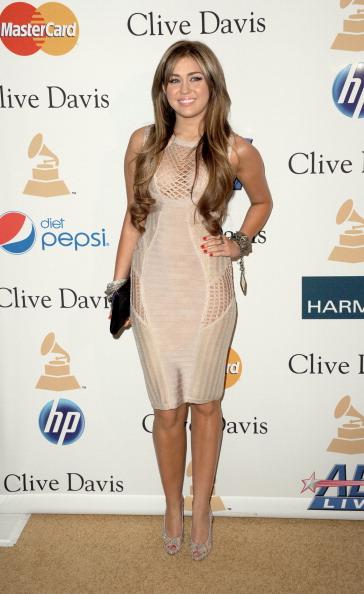 Наряды гостей в преддверии церемонии вручения премии  Grammy 2011, 12 февраля 2011, Беверли Хиллз, Калифорния. Фото: Jason Merritt/Getty Images