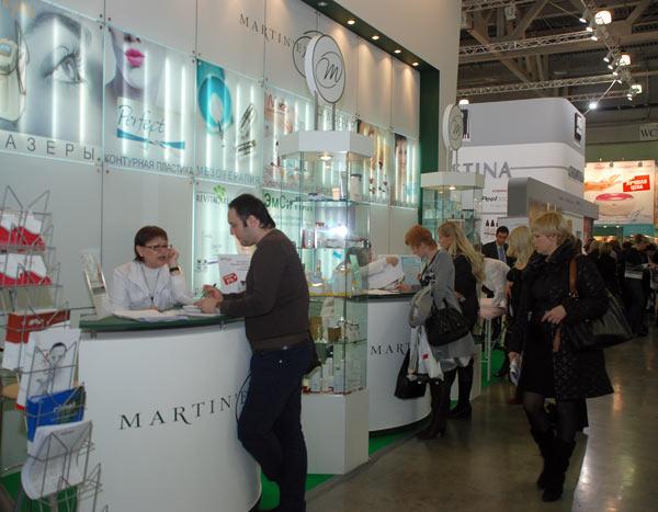 Выставка парфюмерии и косметики в москве