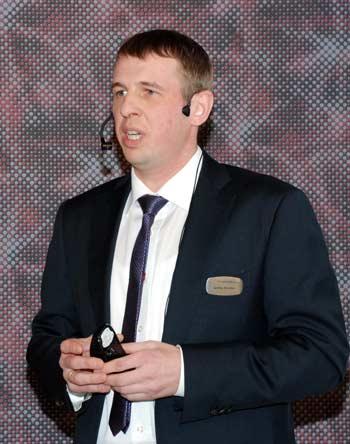 Генеральный директор компании Odesign Андрей Ширшов: «Дизайн - сердце бизнеса». Фото: Юлия Цигун/Великая Эпоха