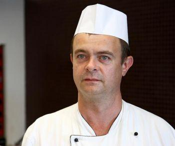 Петр Грига, 45 лет, повар