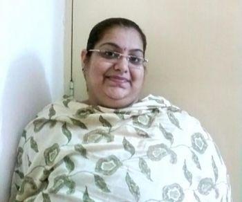 Бхавана Р. Утмани, 39 лет, домохозяйка