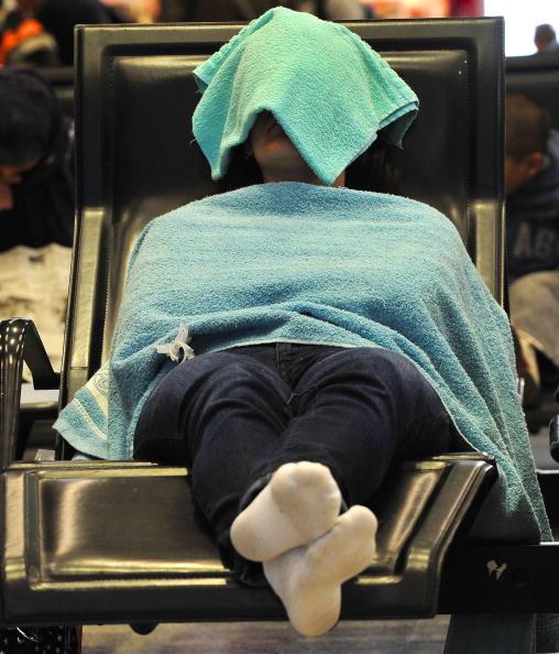 В Европе авиасообщение полностью парализовано. Фото: В Европе авиасообщение полностью парализовано. Фото: TORSTEN SILZ/AFP/Getty Images