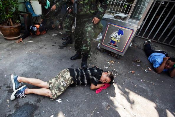 Тайланд. Обстановка огнеопасная. Фото: Athit Perawongmetha/Getty Images