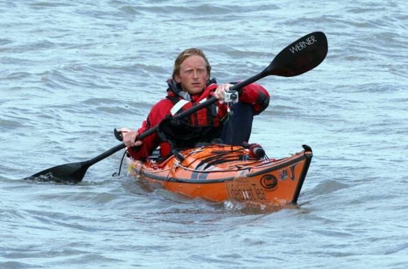 Фоторепортаж о встрече принца Гарри с членами команды Kayak в Саффолке.Фото: WPA Pool/Getty Images