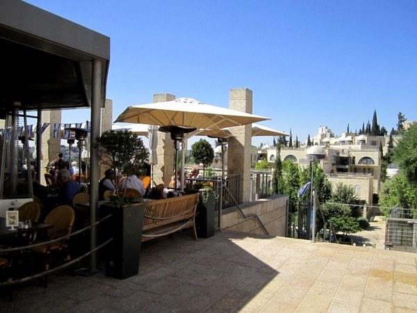 Старый и новый Иерусалим. Фото предоставлено У. Гиффорд-Джоунс