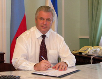 Президент республики Бурятия В.В. Наговицын. Фото: president.buryatia.ru