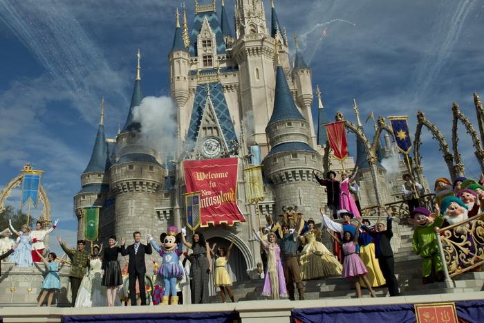 Фото: Phillips/Disney Parks via Getty Images