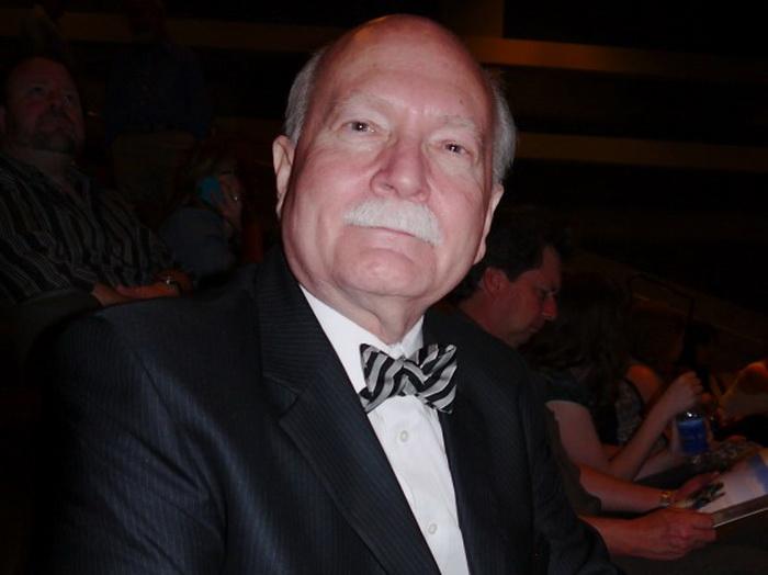 Судья Билли Стаблфилд побывал на шоу Shen Yun Performing Arts в центре исполнительских искусств Long Center в Остине, штат Техас, 12 апреля. Фото: Sarah Guo/The Epoch Times