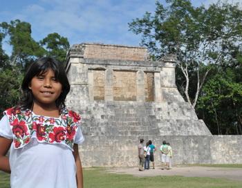 Много мифов окружают высокоразвитую культуру майя. Свой расцвет она пережила в период  с 4 до 10 веков н.э. на территории Гватемалы, Гондураса и южной Мексики. Фото: CRIS BOURONCLE/AFP/Getty Images