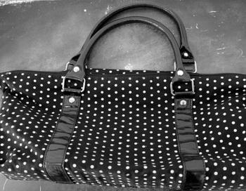 Исходная сумка. Фото предоставлено CHT Media