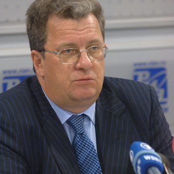 Помощник президента РФ Сергей Приходько. Фото РИА Новости