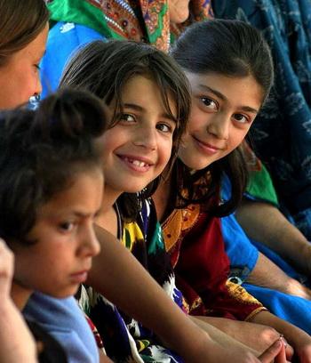 Дети мигрантов. Фото: hubpages.com/