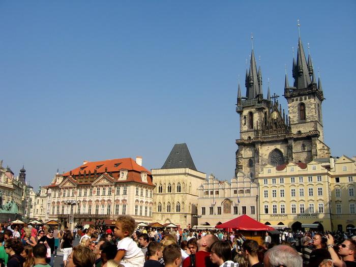 Чехи обожают свою Прагу. Фото: Ирина Рудская/Великая Эпоха (The Epoch Times)