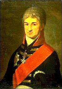 Николай Петрович Резанов - портрет неизвестного художника. фото с сайта wikipedia