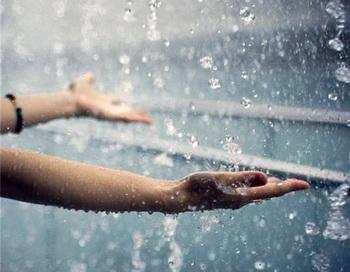 Сильный дождь. Фото с сайта proza.ru