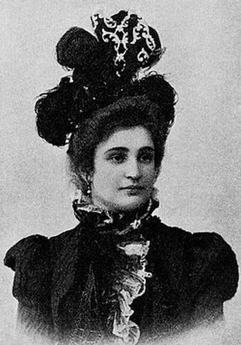 Поэзия Мирры  Лохвицкой. С сайта wikipedia.org