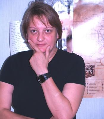Мариам Алавердашвили. Фото фото предоставлено автором