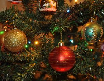 Новогодняя елка. Фото: Екатерина Кравцова/Великая Эпоха