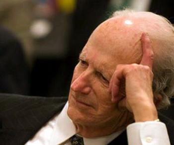 Гэри Стэнли Беккер - американский экономист.  Фото с сайта chronicle.uchicago.edu.