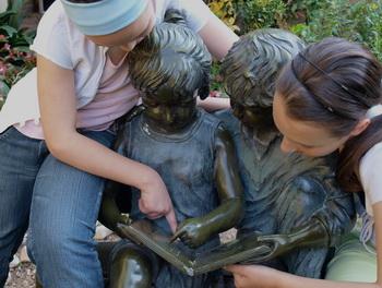 Взглянуть глазами ребенка. Фото: Хава ТОР/Великая Эпоха