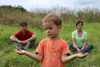 Когда отец уходит из семьи. Фото с сайта freelance.ru