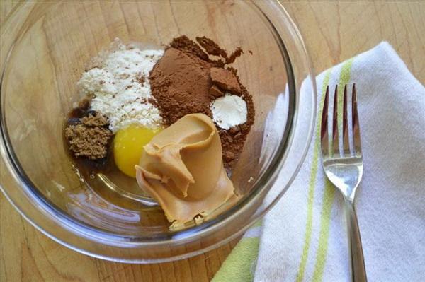 Шоколадное суфле. Фото с сайта ba-bamail