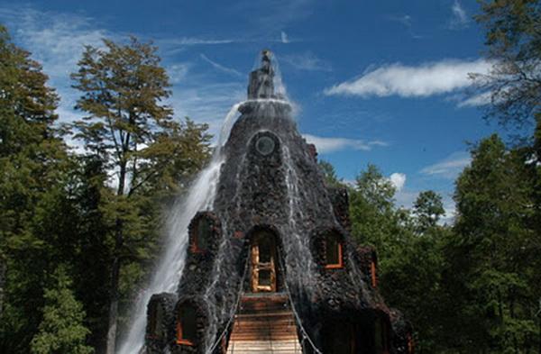 Отель «Волшебный вулкан» – не от мира сего! Фото  с сайта ba-bamail