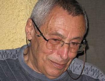 Анатолий Добрович, поэт. Фото предоставлено автором стихотворений