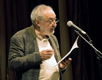 Поэт Бахыт Кенжеев. Фото: Алина Киселёва