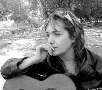 Поэт Елена Гурфинкель. Фото предоставлено поэтом