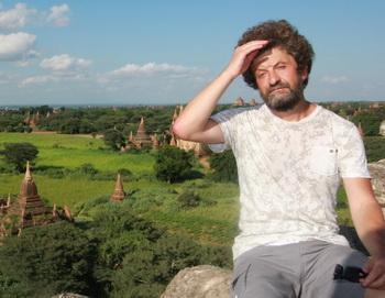 Поэт Михаил Лившиц. Фото предоставлено автором стихотворений